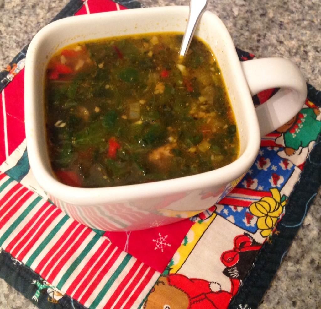 sausage soup